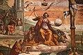 Garofalo, allegoria dell'antico e nuovo testamento con trionfo della chiesa sulla sinagoga, 1523, da s. andrea a ferrara 05.jpg