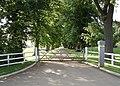 Gate to Tusmore Park - geograph.org.uk - 453433.jpg