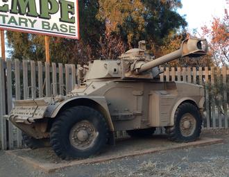 Operation Askari - Eland-90 armoured car. Askari marked its final deployment in Angola with the SADF.