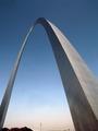 Gateway Arch, the centerpiece of the Jefferson National Expansion Memorial, St. Louis, Missouri LCCN2011635630.tif