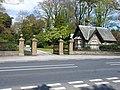 Gateway to Lochinch Castle - geograph.org.uk - 312399.jpg
