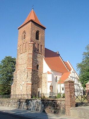 Gaworzyce - Church