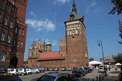 Gdańsk, Wieża Więzienna 1