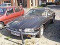 Gdansk Szafarnia Jaguar XJ-S 1.jpg