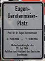 Gedenktafel Eugen-Gerstenmaier-Platz (Lifel) Eugen Gerstenmaier.jpg