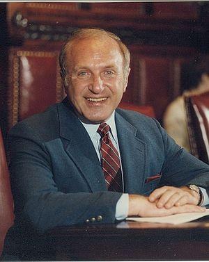 Eugene Levy (politician) - Image: Gene Levy