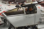 General Dynamics F-111 escape capsule (25452287663).jpg