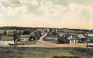 Perry, Maine - Perry c. 1910