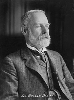 george darwin wikipedia
