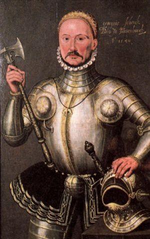 Georg Schenck van Toutenburg - George Schenk van Toutenburg