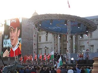 2007 Tour de France - Image: Geraint Thomas