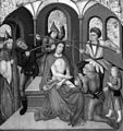German - Altarpiece with the Passion of Christ - Christ Mocked - Walters 37671.jpg