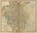 Germany divided into its circles (Cary,1799).jpg