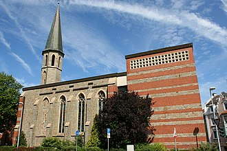 Gevelsberg - Gevelsberg - St Engelbert church
