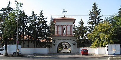 How to get to Cimitirul Ghencea with public transit - About the place