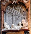Gianlorenzo bernini, cappella cornaro, 1644-52, palchetti 12.jpg