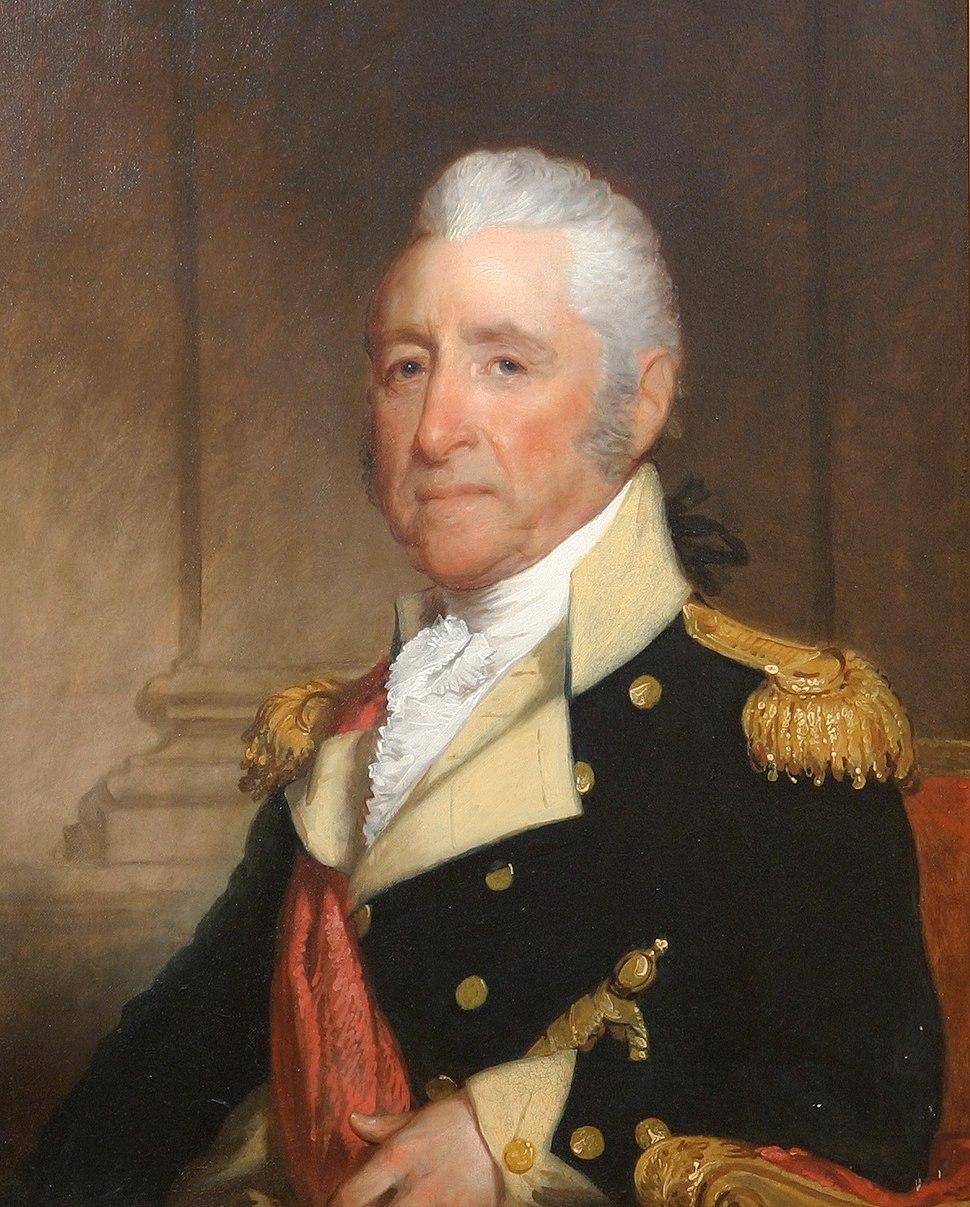 Gilbert Stuart, Govenor John Brooks, c. 1820, HAA