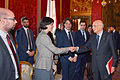 Giorgio Napolitano meets EUI Researchers (12769753283).jpg