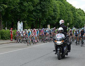 2013 Giro d'Italia - The Giro arrives at the final destination Brescia