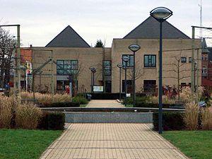 Gistel - Image: Gistel Administration Center