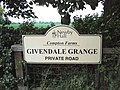 Givendale Grange sign - geograph.org.uk - 439750.jpg