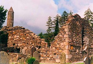 Glendalough - The Priests' House