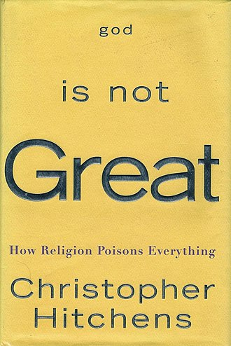 God Is Not Great - Cover of the U.S. hard-cover edition