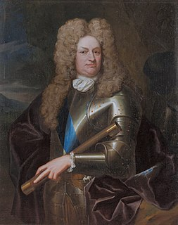 Godert de Ginkell, 1st Earl of Athlone Dutch general in the service of England