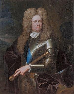 Godert de Ginkell, 1st Earl of Athlone - 1st Earl of Athlone