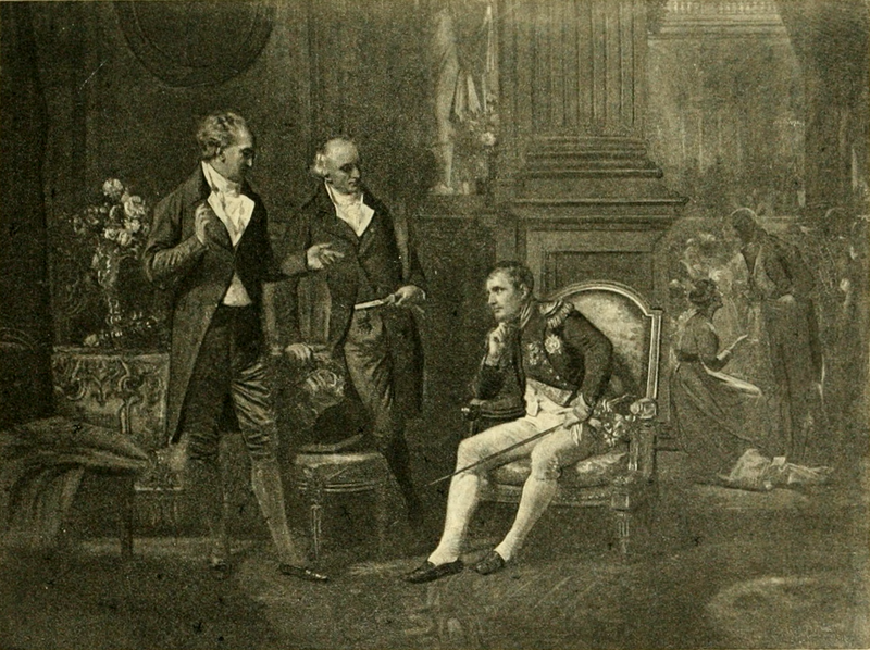 File:Goethe's Interview with Napoleon at Erfurt (The Works of J. W. von Goethe, Volume 14).png