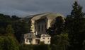 Goetheanum 2013 northwest with Halde.png