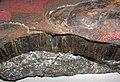 Goethite-hematite (Biwabik Iron-Formation, Paleoproterozoic, ~1.878 Ga; Embarass Mine, Mesabi Iron Range, Minnesota, USA) 6 (33825160504).jpg