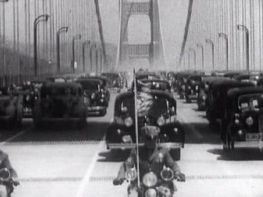 File:Golden Gate Bridge Opening - (1936).ogv