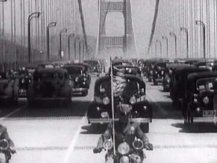 File:Golden Gate Bridge Opening - (1936).ogv