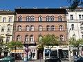 Gonda ház. - Budapest, Palotanegyed, József körút 11.JPG