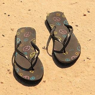 Flip-flops Type of sandal