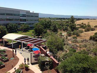 Googleplex - Google buildings near Shoreline Park