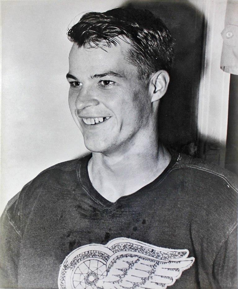 Gordie Howe 1946-47