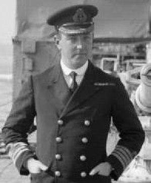 Gordon Campbell (Royal Navy officer) - Captain Gordon Campbell