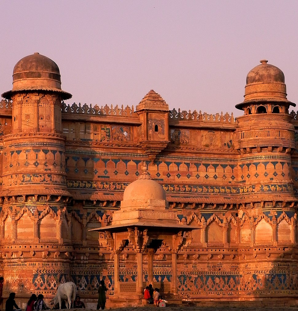 Gorgeous Gwalior Fort