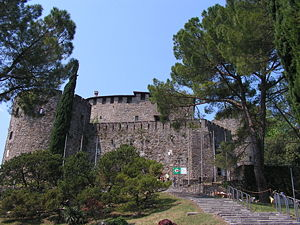 County of Gorizia - Gorizia Castle