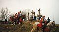 Gorka Klasztorna, misterium 11.4.1992r.).jpg