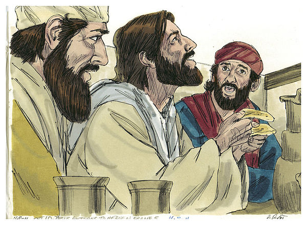 Gospel of Luke Chapter 24-17 (Bible Illustrations by Sweet Media).jpg