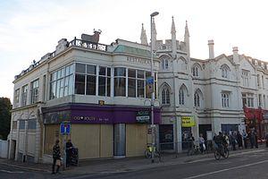 Gothic House - Image: Gothic House, 95–96 Western Road, Brighton (October 2013)