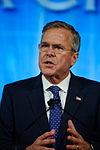 Governor of Florida Jeb Bush at Southern Republican Leadership Conference, Oklahoma City, OK May 2015 by Michael Vadon 131.jpg