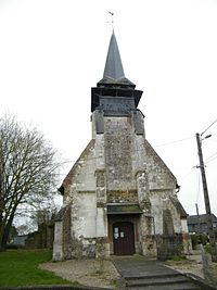 Grébault-Mesnil, Somme, Fr, église.jpg