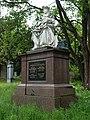 Grab Denkmal von Richard Kissling (1848–1919) Friedhof Wolfgottesacker, Basel (1).jpg