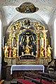 Grafenstein Pfarrkirche Heiliger Stefan Taufkapelle mit Altar 08122011 347.jpg