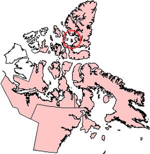 Graham Island (Nunavut) - Graham Island, Nunavut