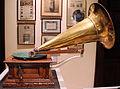 Grammofono victor del 1905, museo caruso 01.JPG